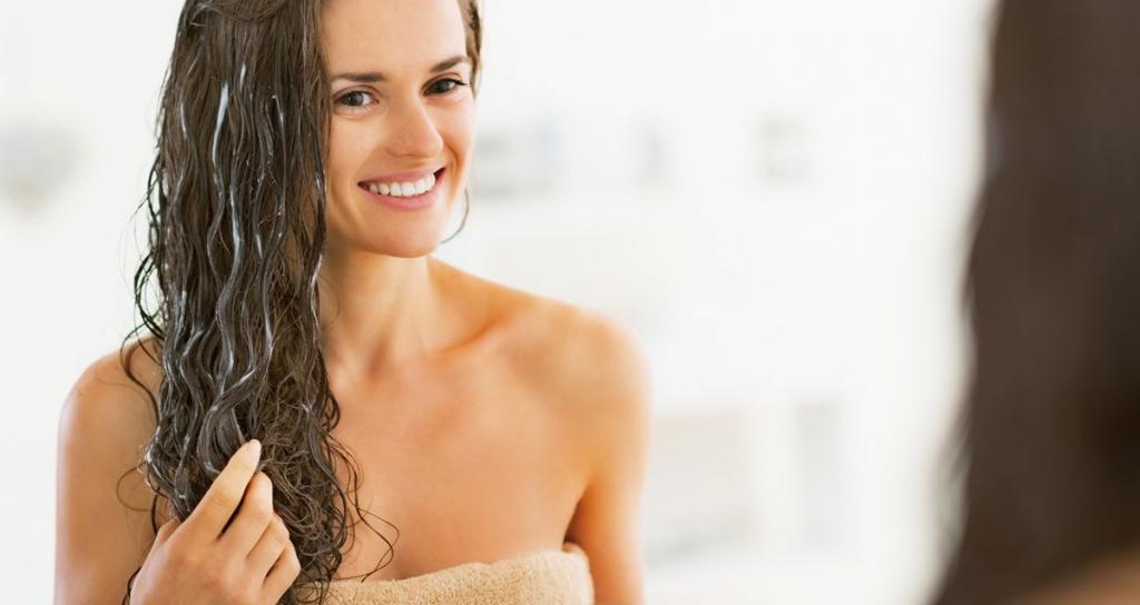 wash hair before perm