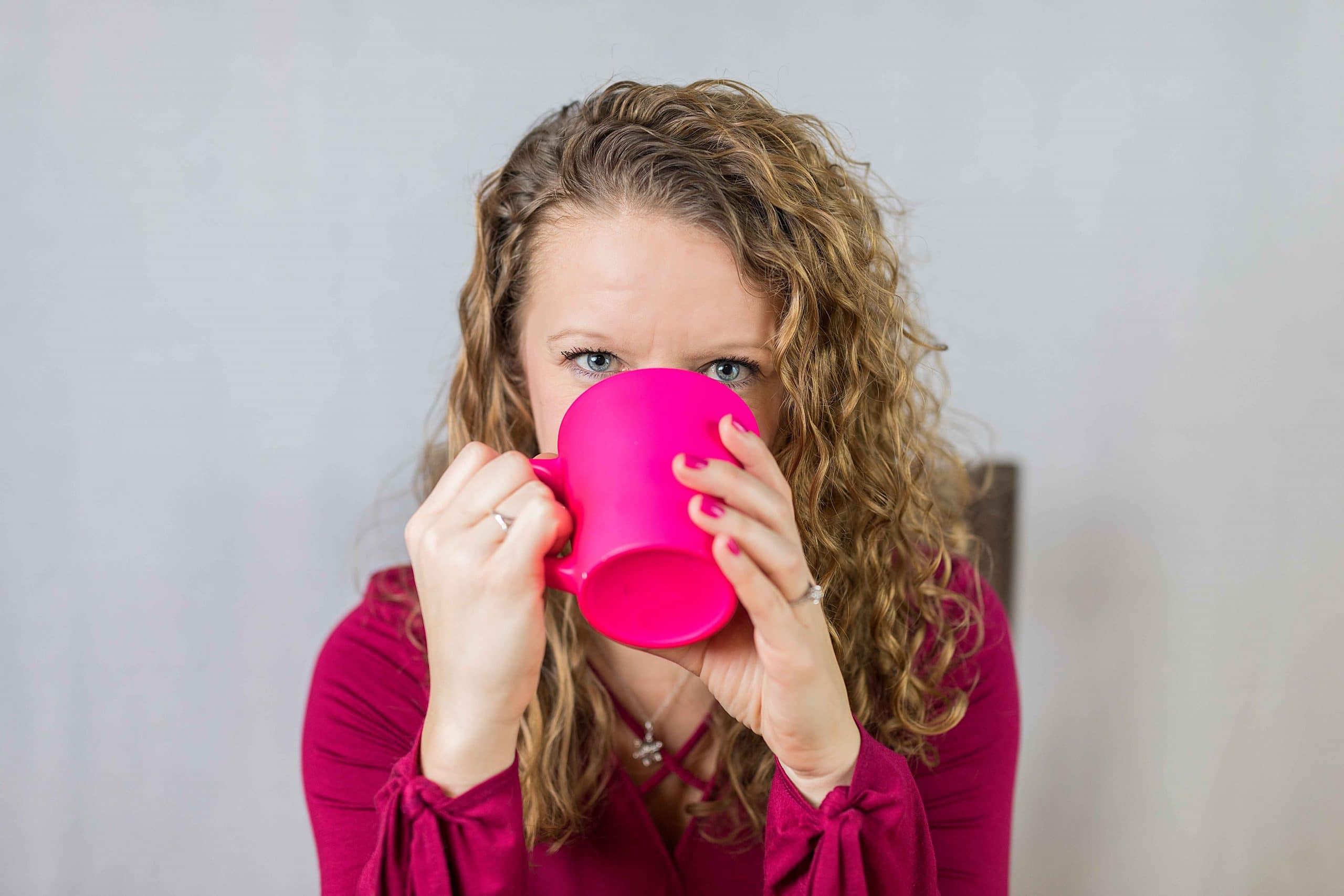 coffee causes acne