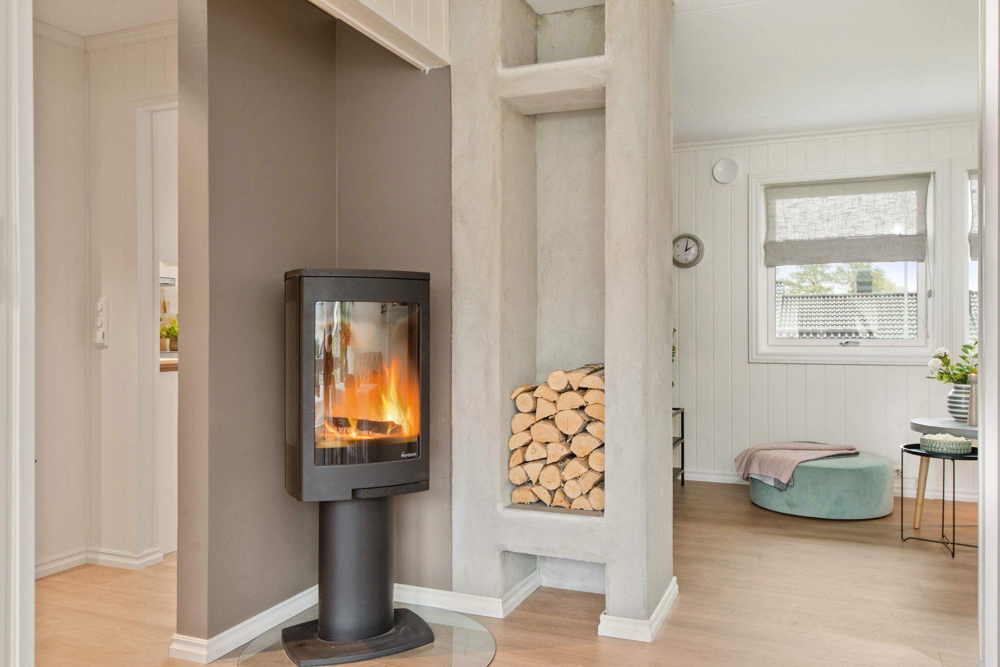pilot light gas fireplace too high