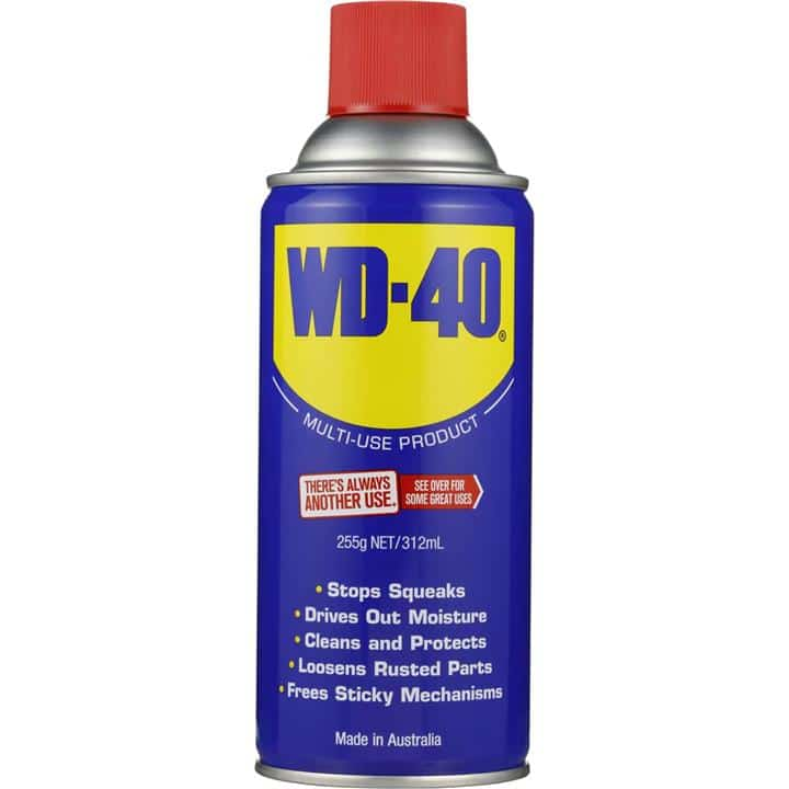 wd 40 for carpet cleaner