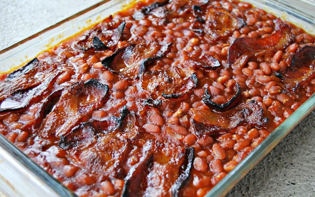 Can you freeze pork and beans