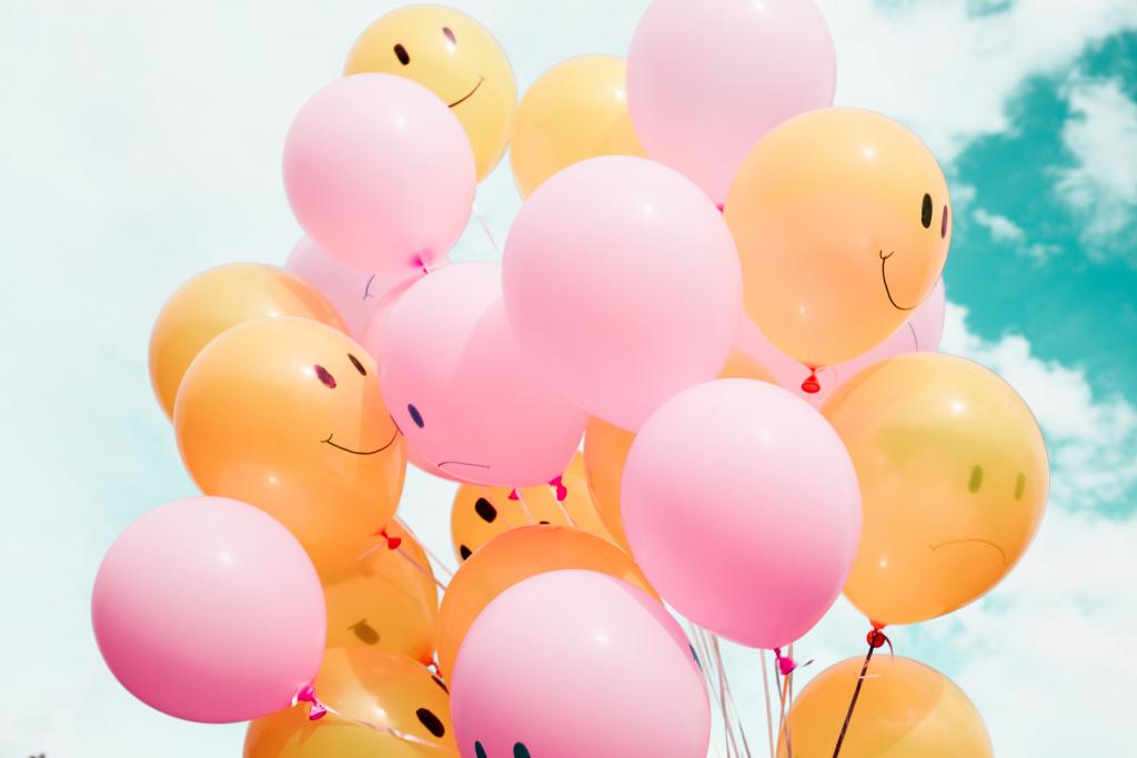 Helium Balloon Fill Chart