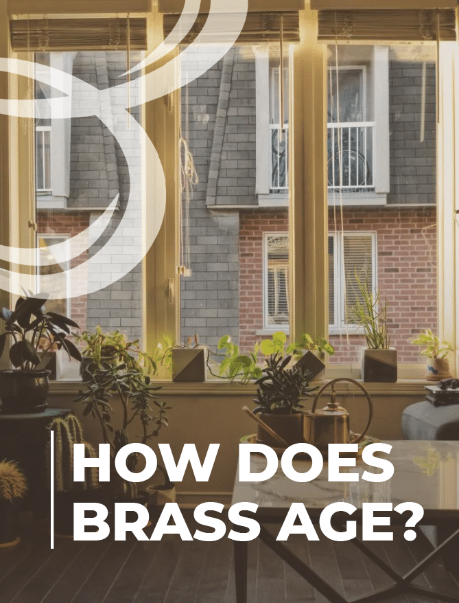 How Does Brass Age