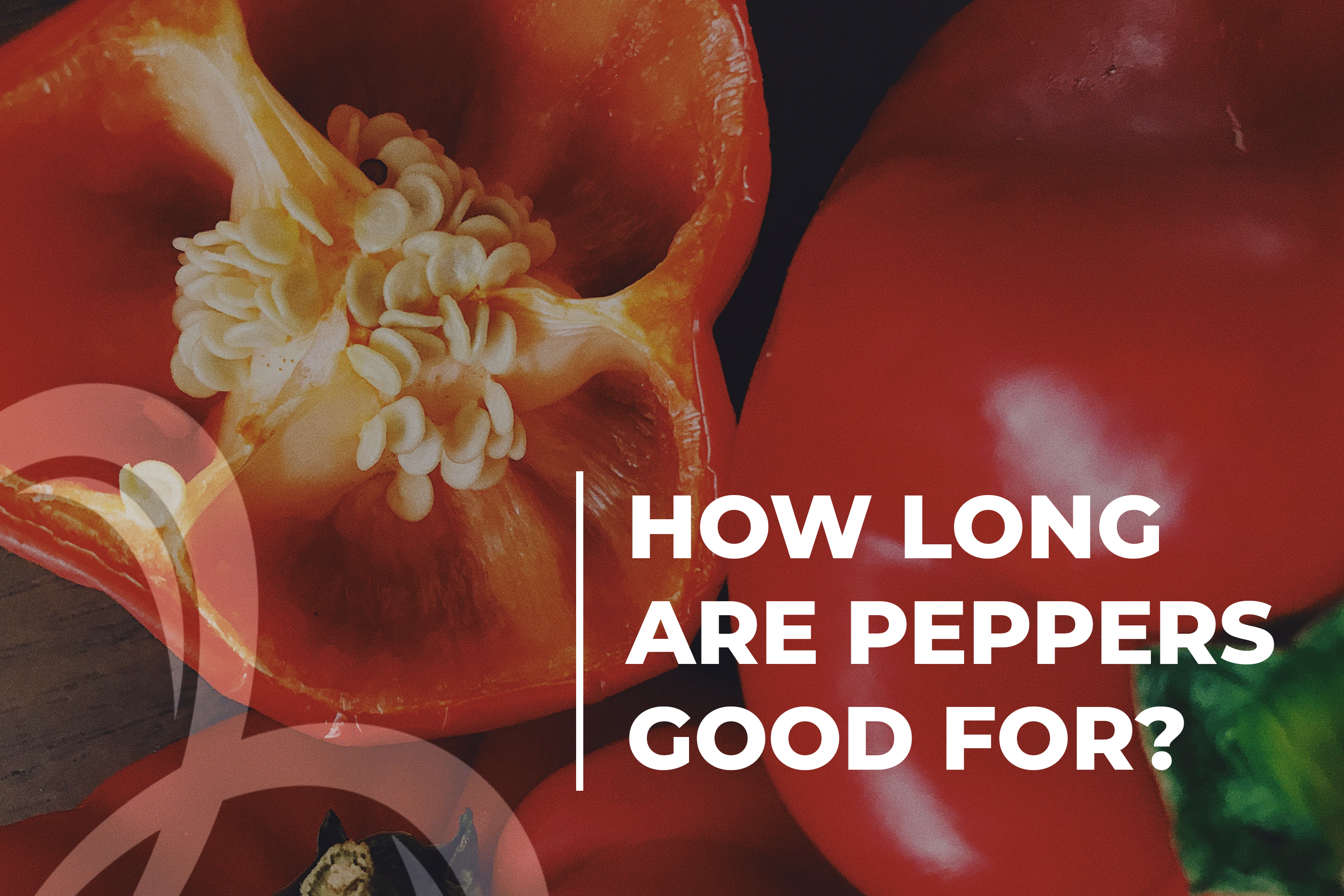 How long are peppers good for