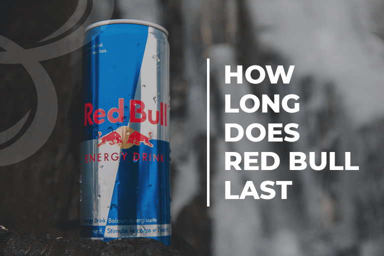 How Long Does Red Bull Last