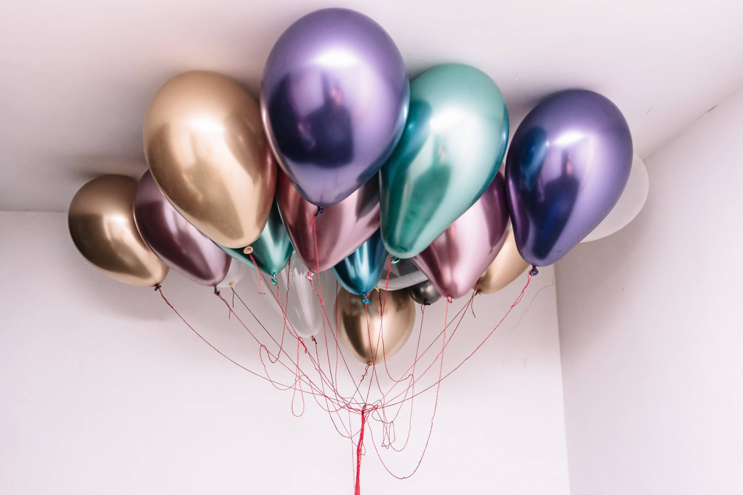 How Long Will Helium Balloons Last