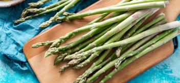 how to keep asparagus fresh