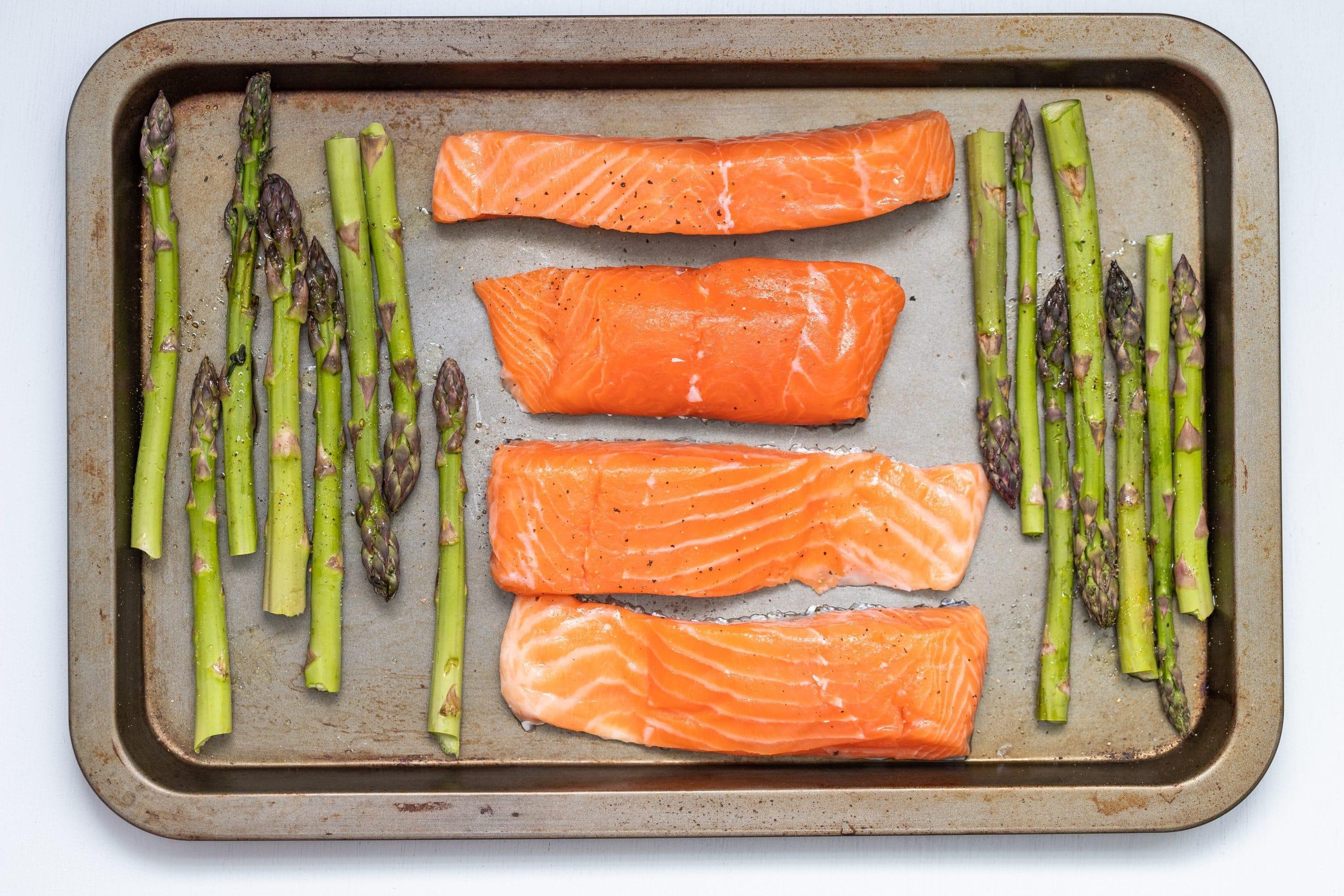 How long is asparagus good for