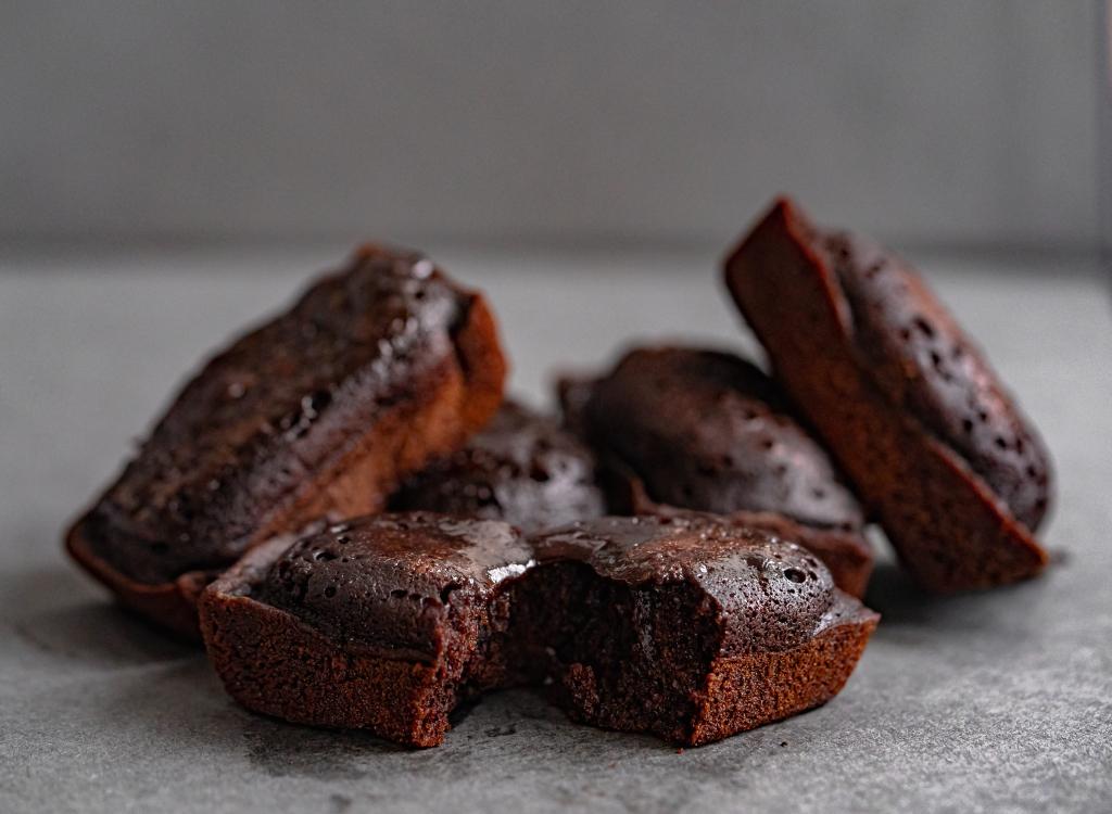Make best creamy brownies ever