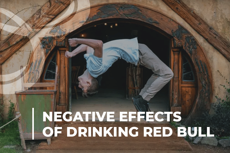 Negative Effects of Drinking Red Bull
