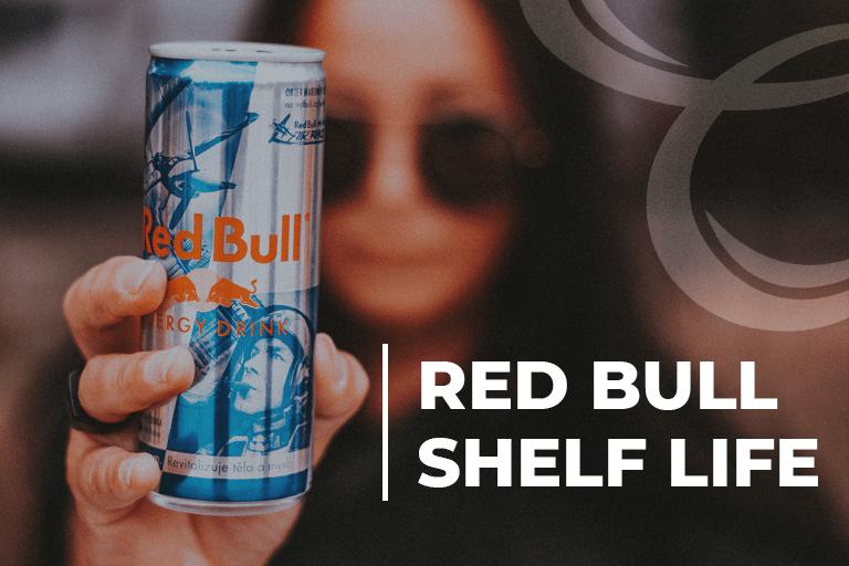 Red Bull Shelf Life