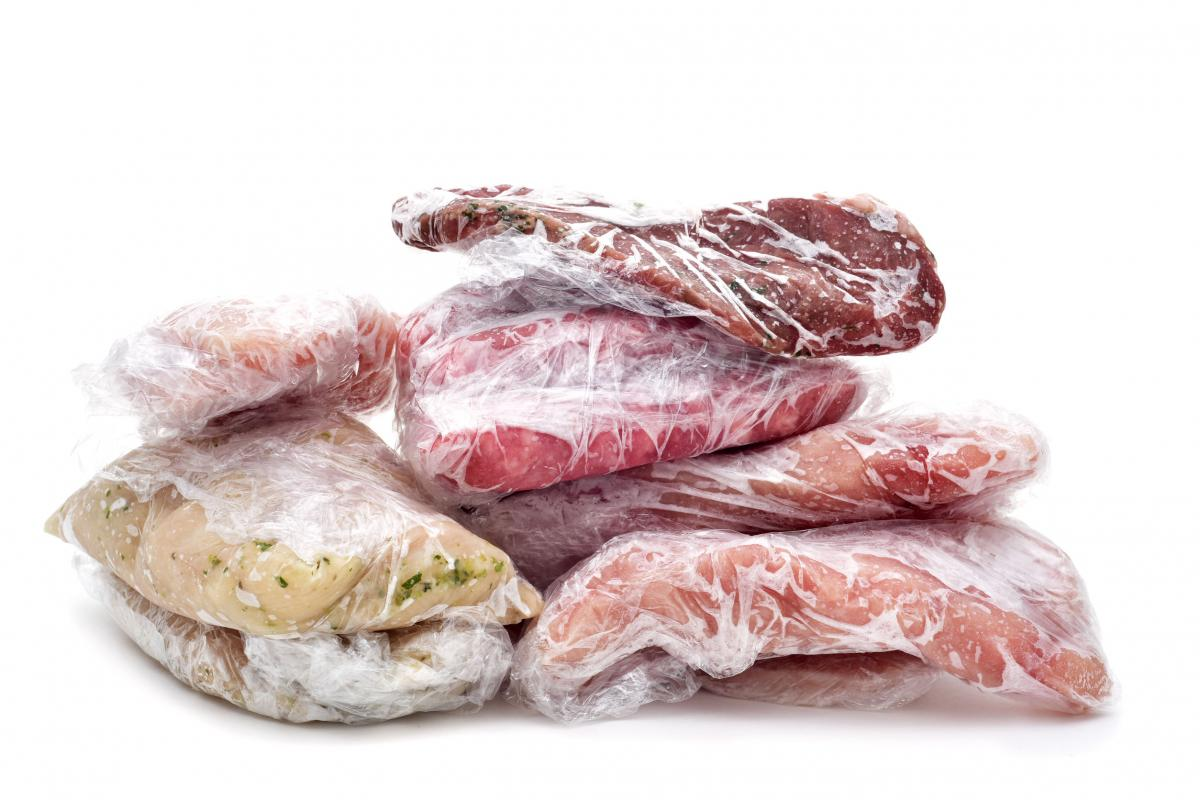 Refreezing Meat