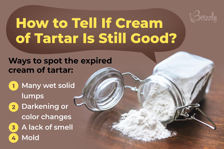 How to Tell If Cream of Tartar Is Still Good