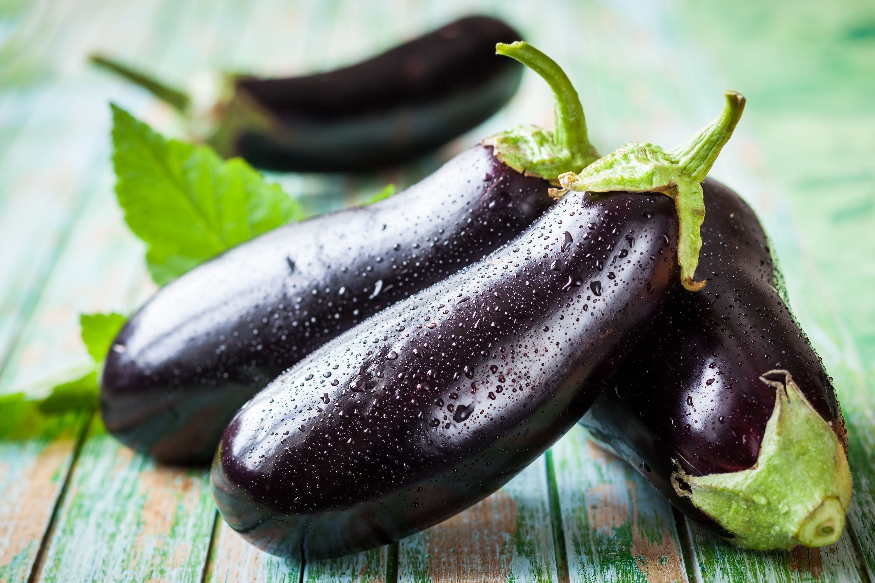 What to Make Out Of Eggplants