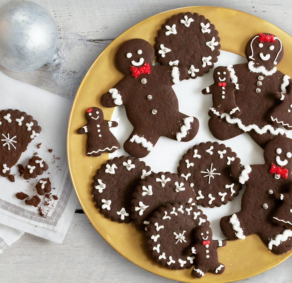 Best frosted choco buscuit recipe
