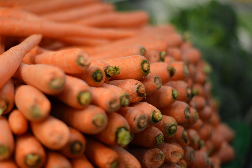 Can you freeze fresh carrots