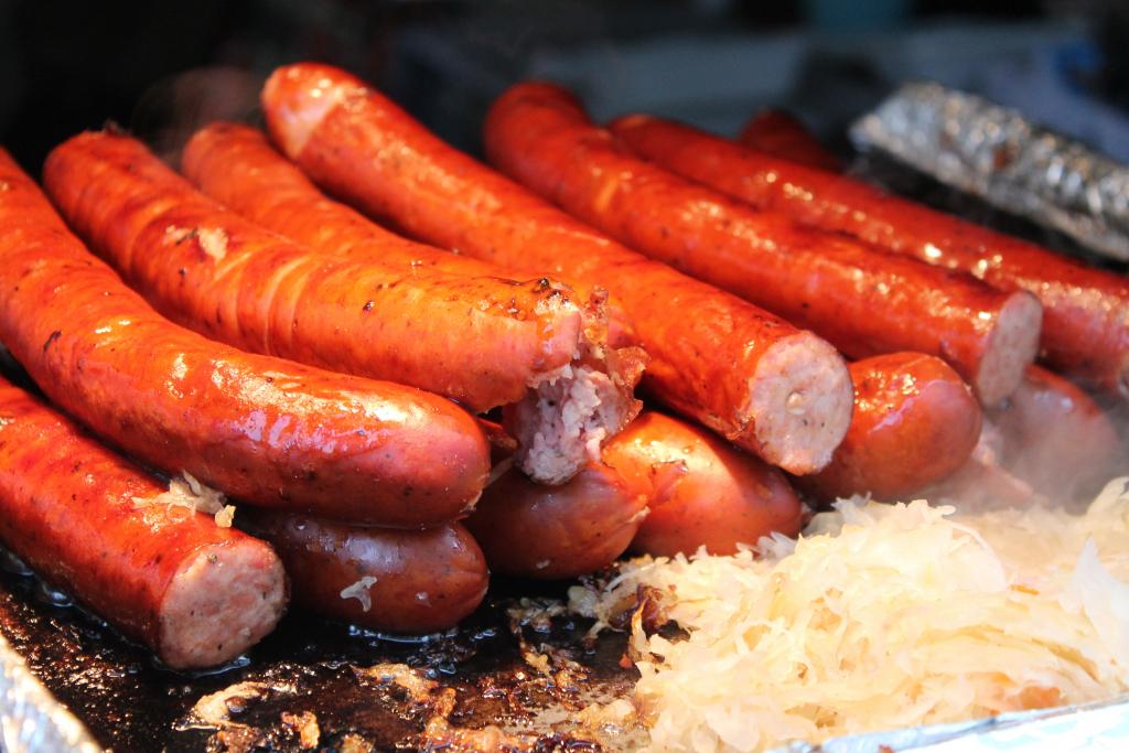 freezing hot dogs