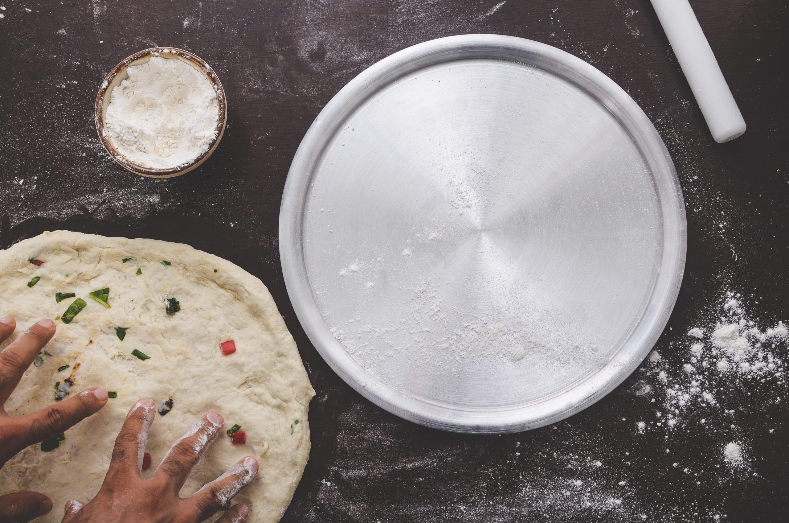 Frozen tortillas