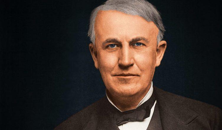 homas Edison Propose Marriage