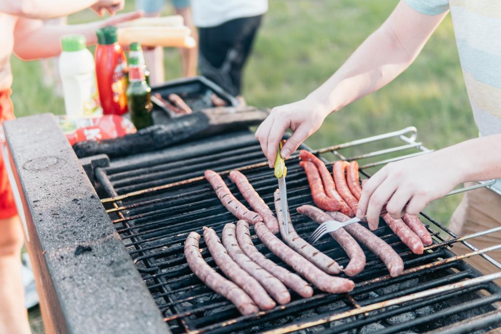 How long can you freeze hotdogs