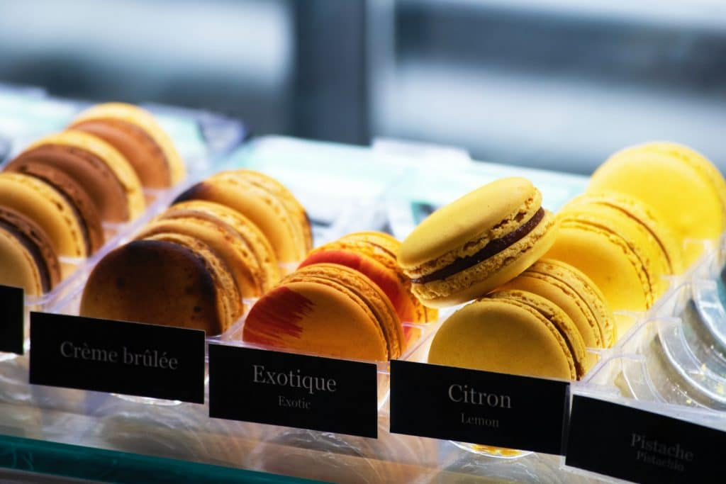 How long do macarons stay fresh