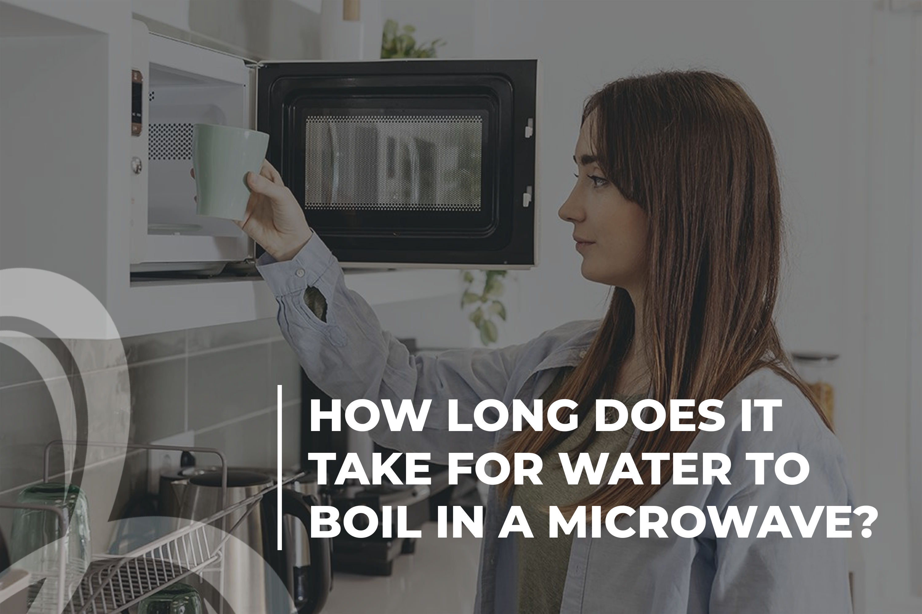 How long does it take for water to boil in a microwave