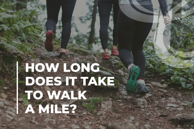 How long does it take to walk a mile