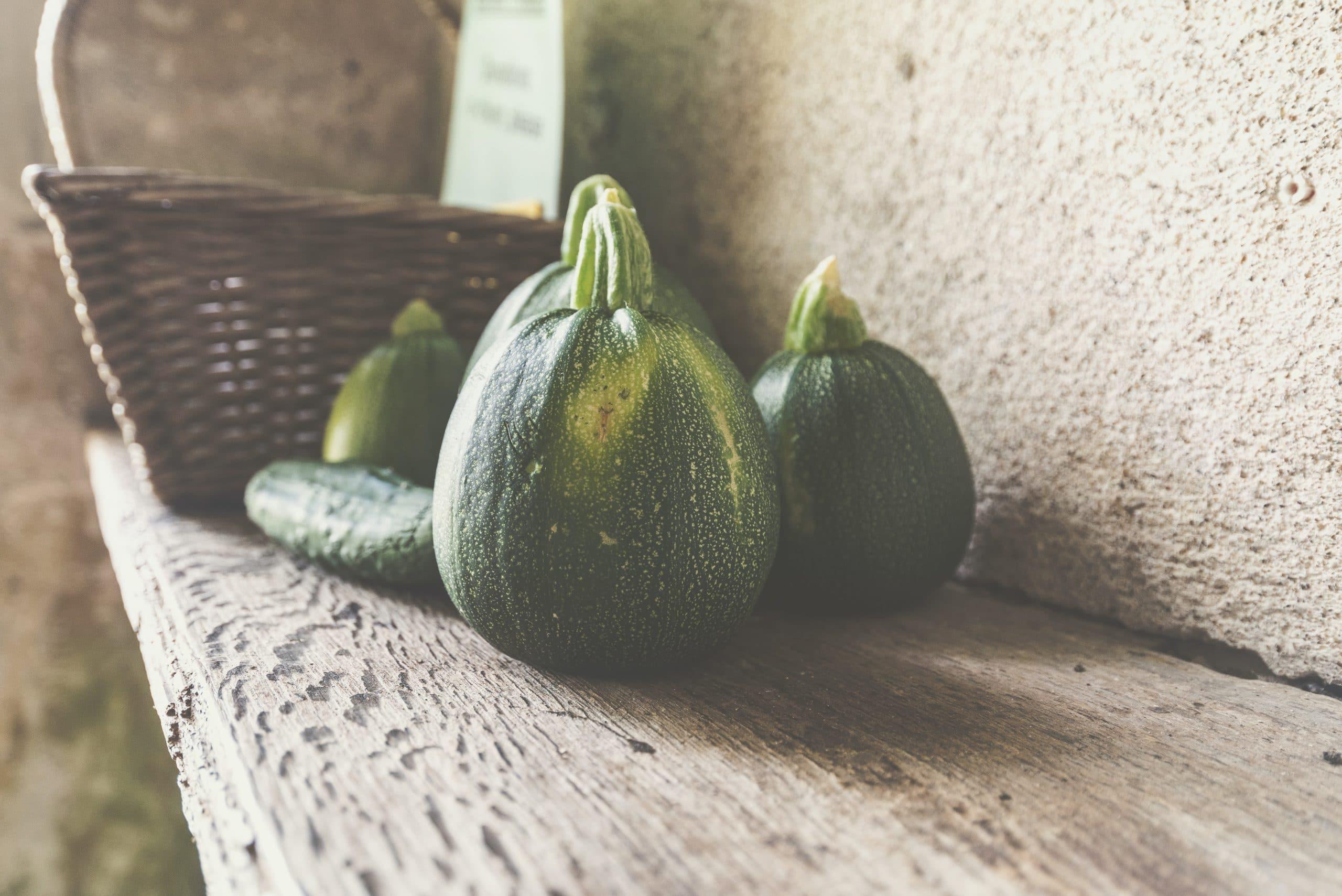 how to preserve zucchini