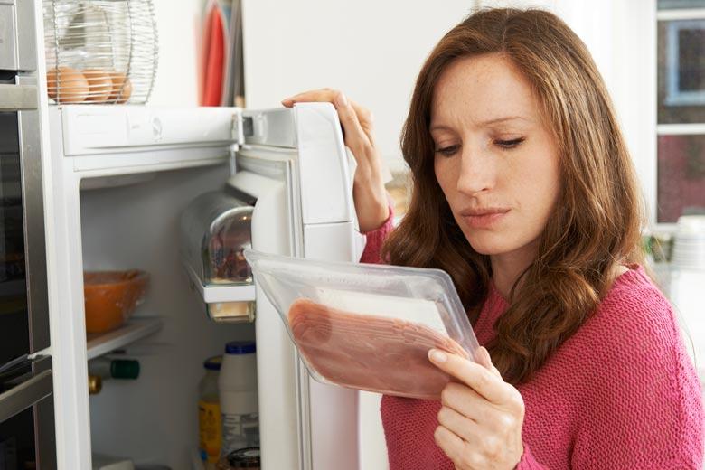 Is It Safe to Eat Freezer-Burned Food