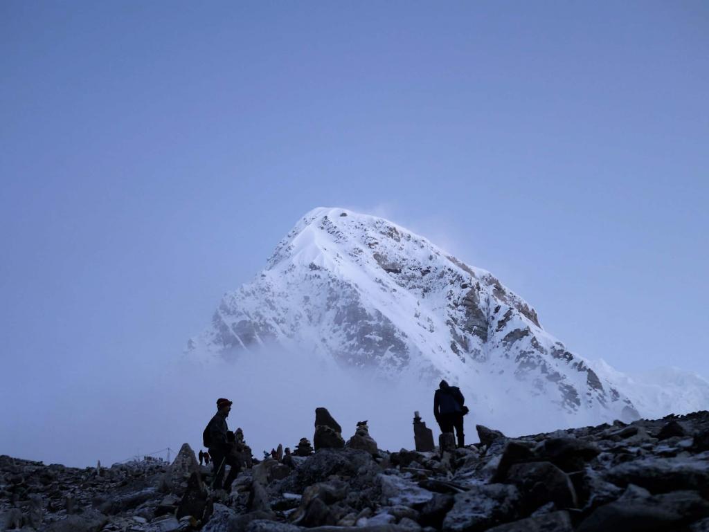 Mount Everest hike