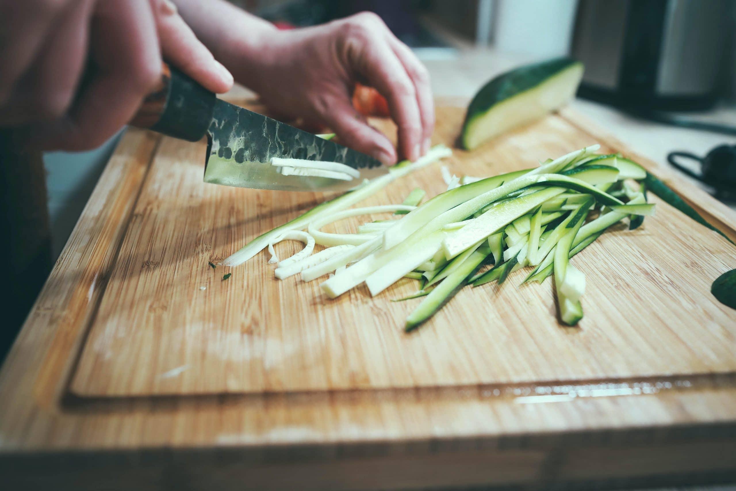 preserving zucchini