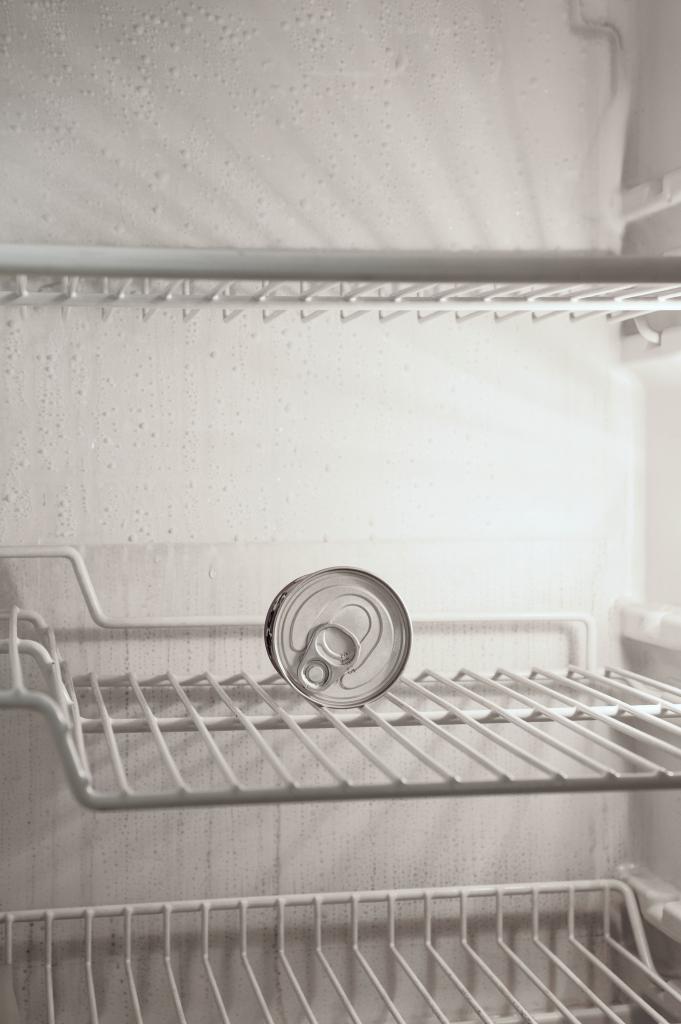Self-Defrosting Freezer
