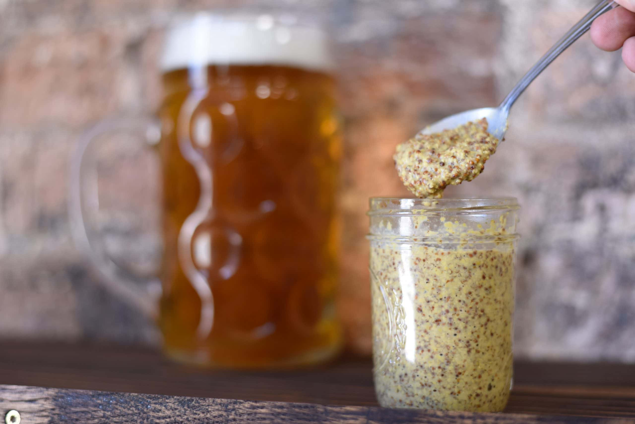 the shelf life of mustard