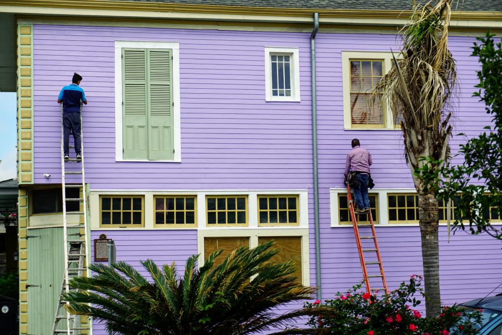 vinyl paint for exterior