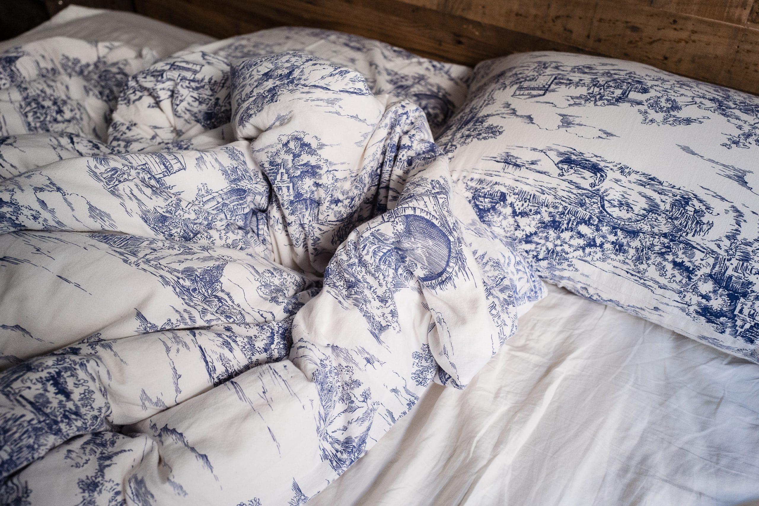 washing comforters