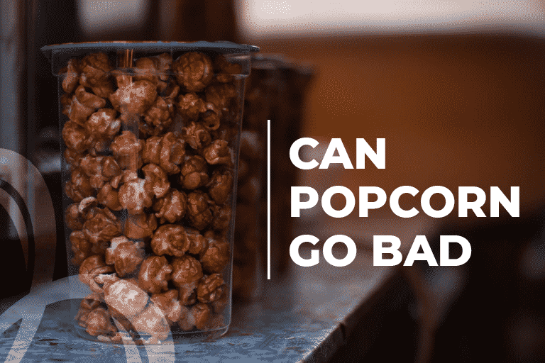 can popcorn go bad