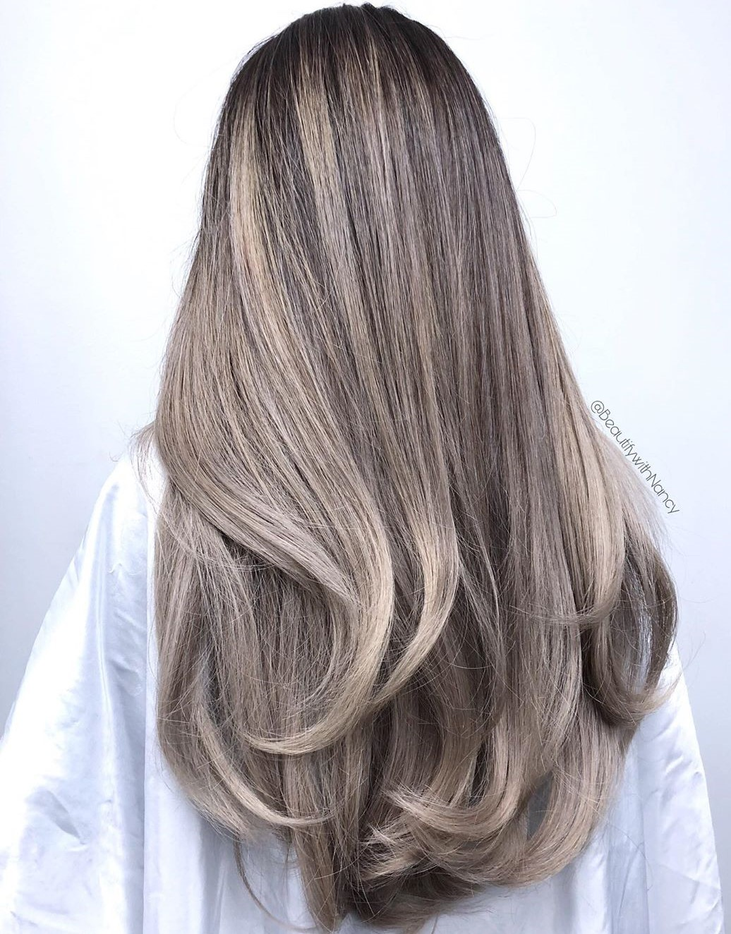 Dark Ash Blonde Hair