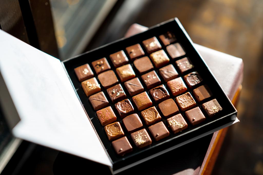 Expired chocolates