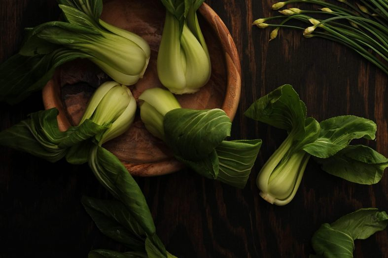 How long does bok choy last in the fridge