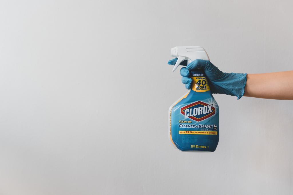 clorox remover