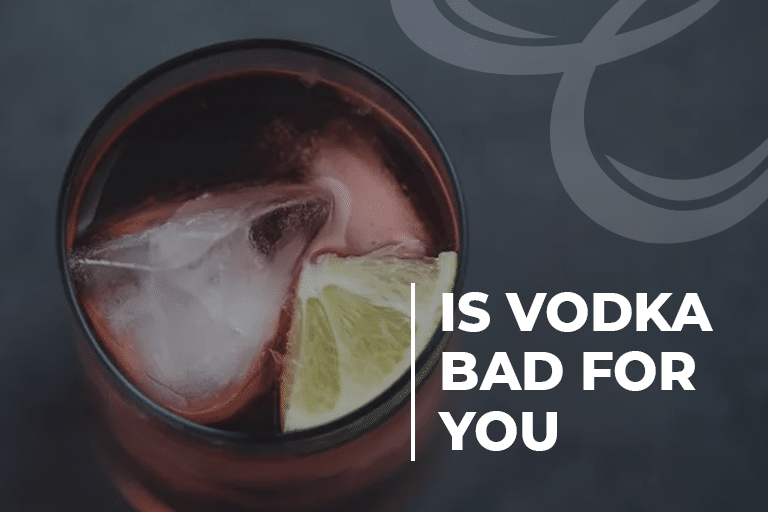 Is Vodka Bad For You