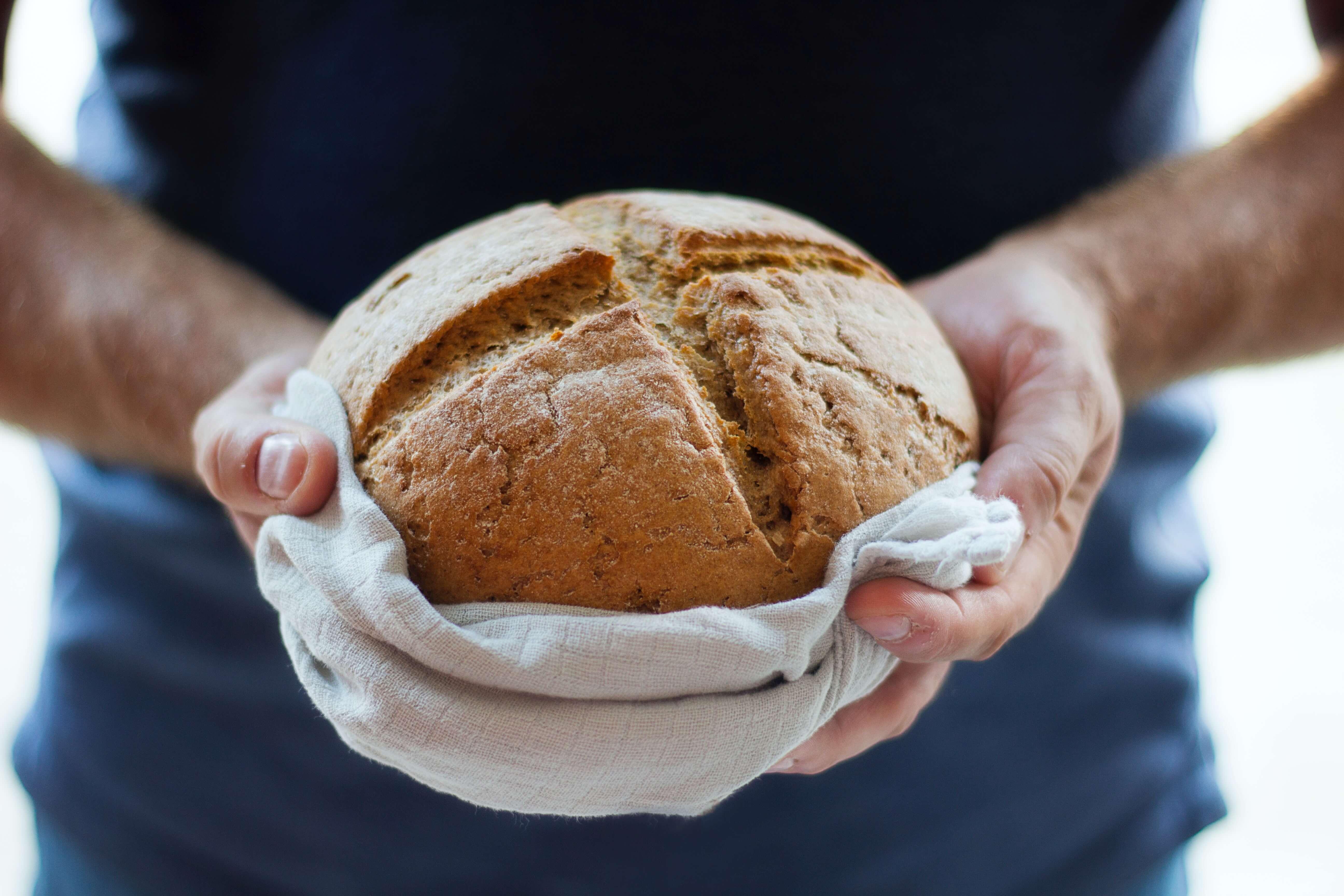 Storing bread in the fridge