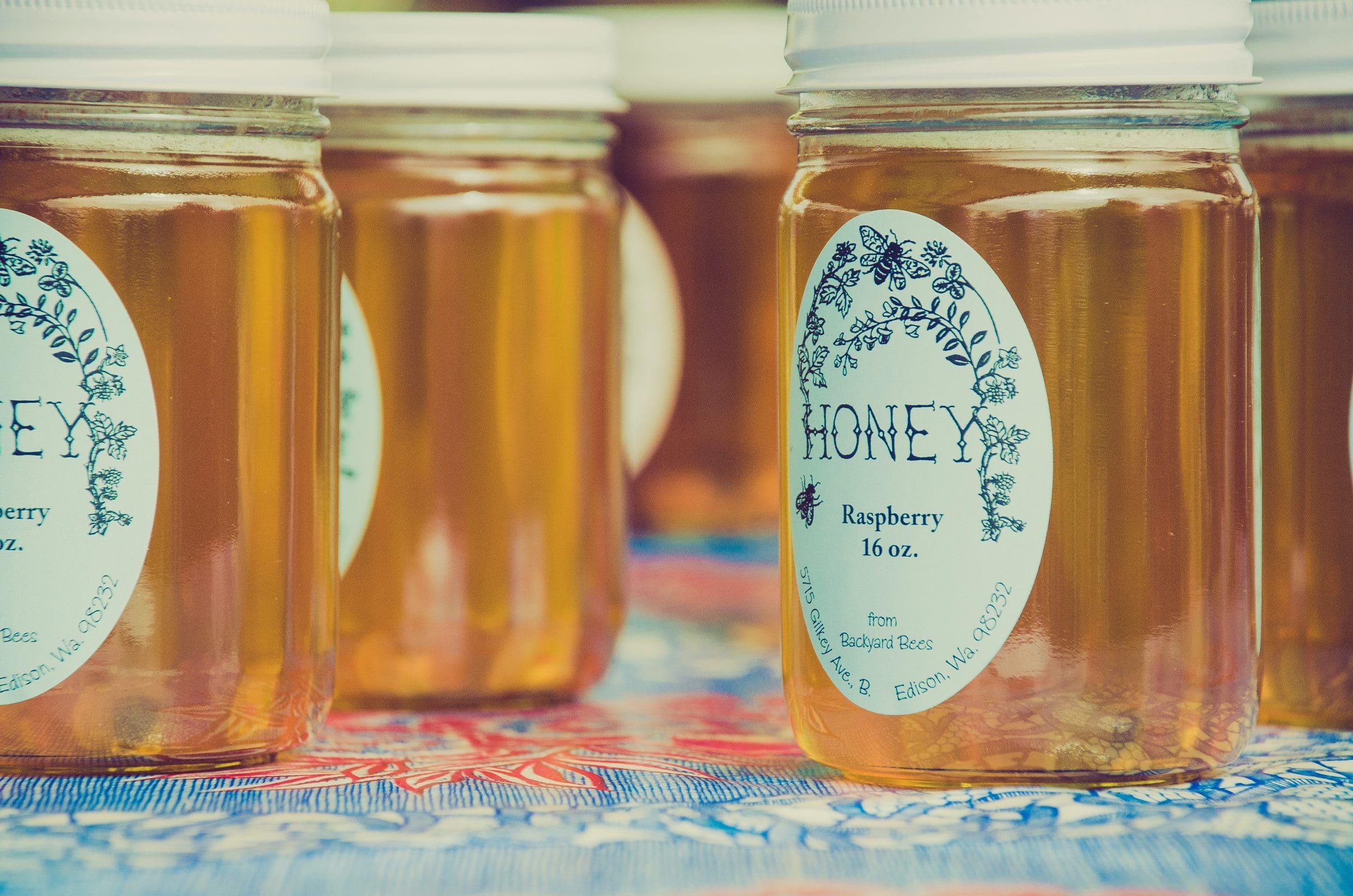 The Benefits Of Raw Honey