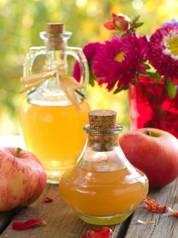 Apple cider acetum