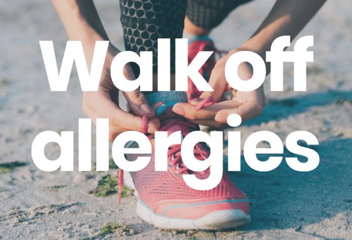 No allergies!