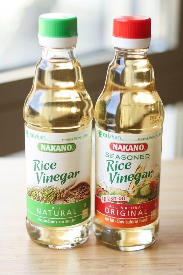 Rice acetum