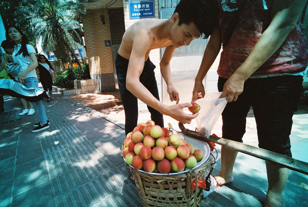 For storing apples, mind how soon you'll eat them