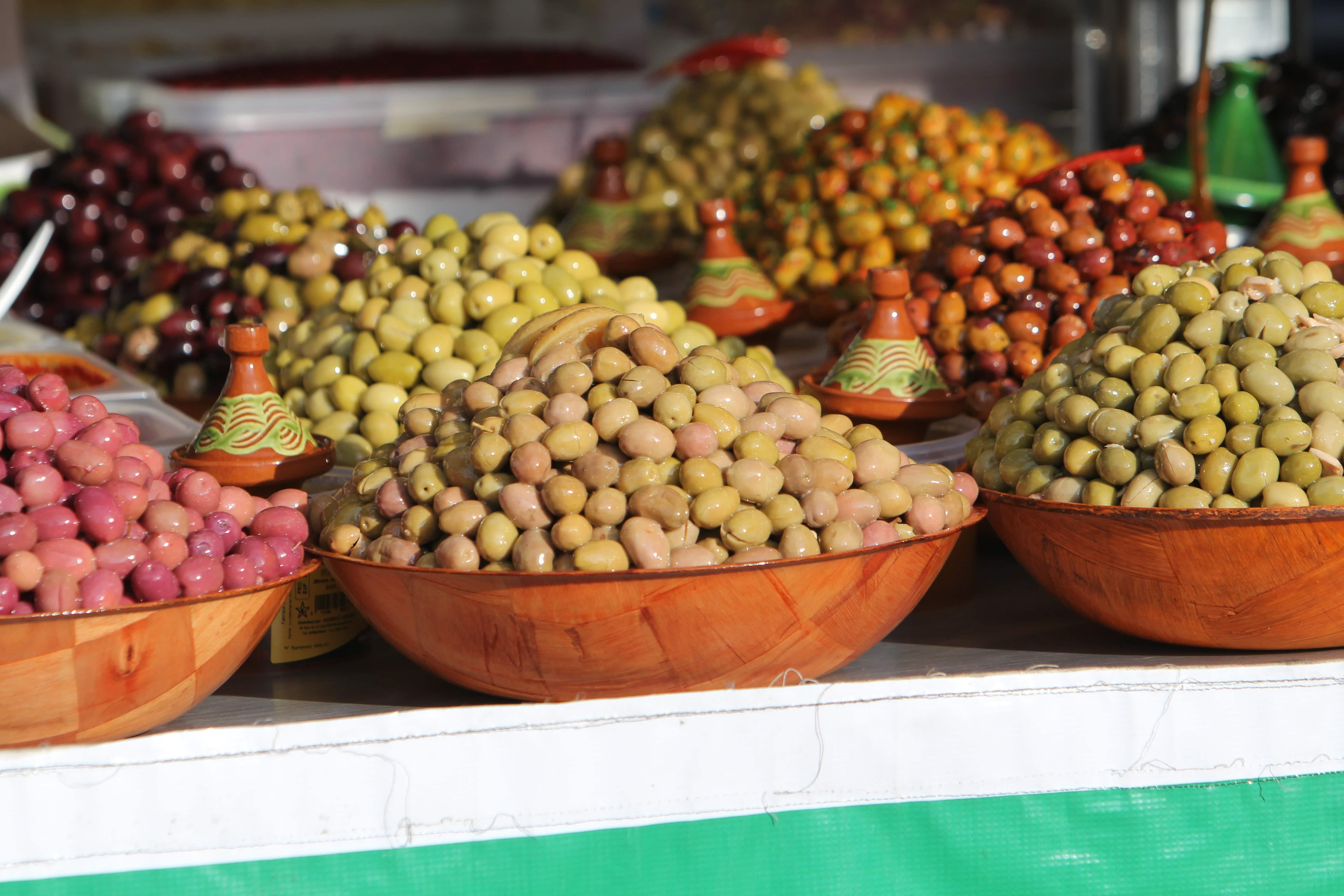 How to Make Olives Live Longer