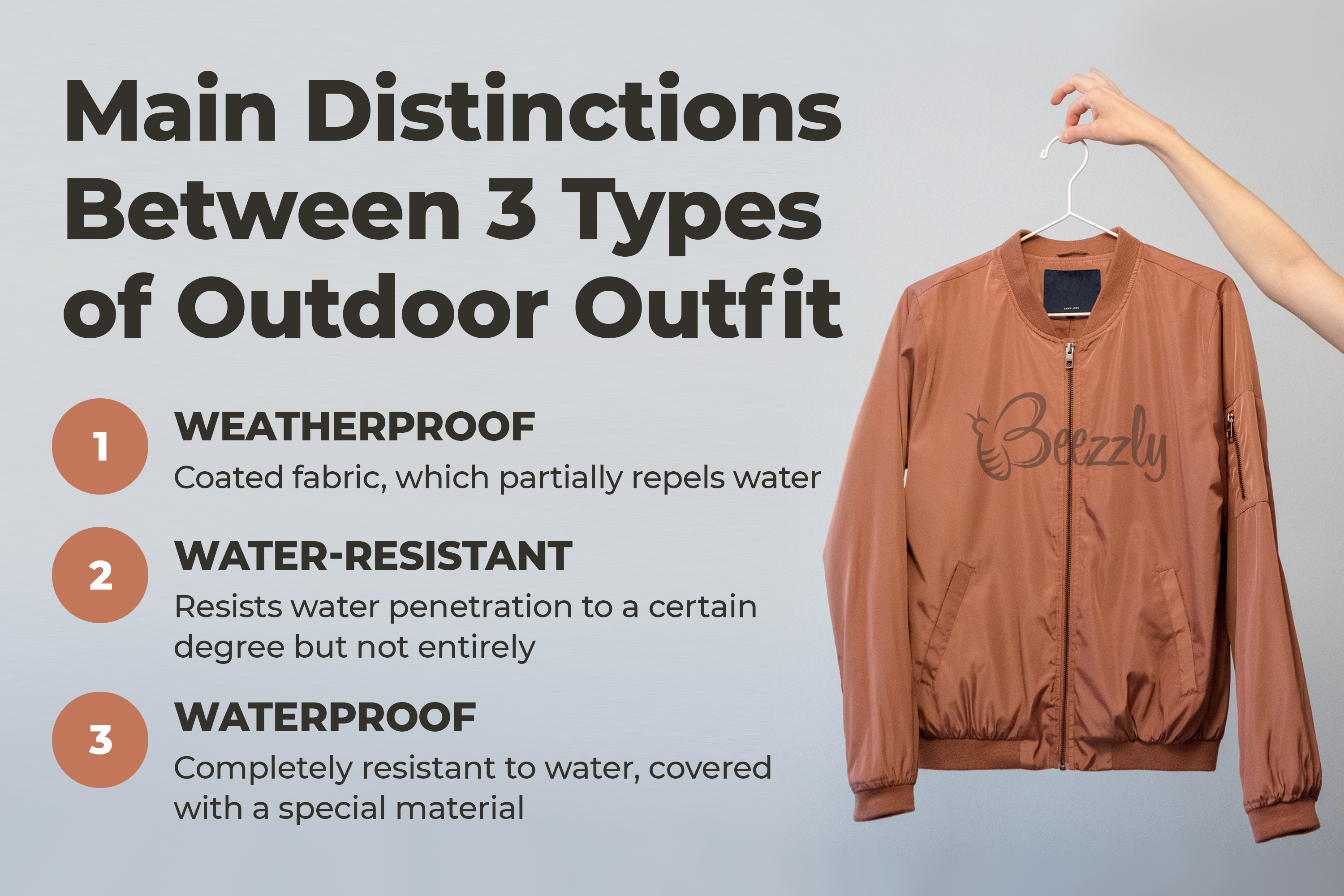 What Fabric Can Be Called Waterproof