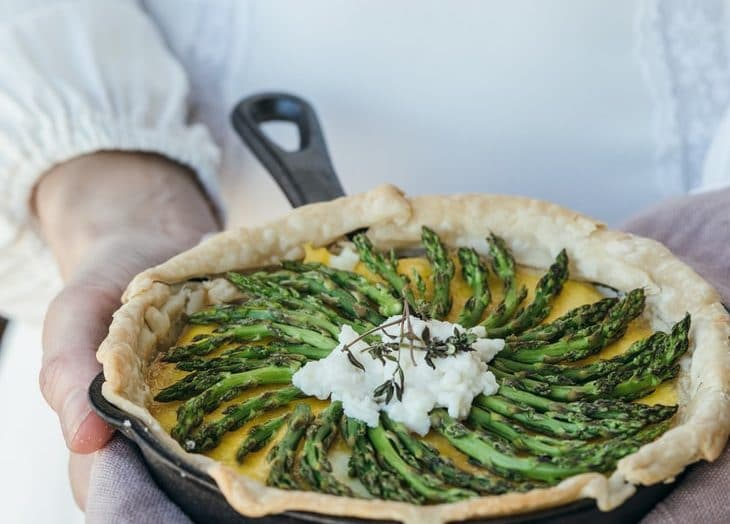 All You Need to Know About This Meaty Tart
